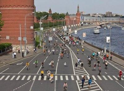 Велопарад 2014