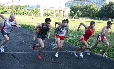 Летняя Серия Стартов - 10000 метров 31 июля 2014 года