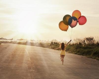 Balloon Run 15 ноября 2014 года