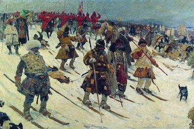 Лыжный сезон в России 2014-2015
